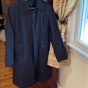 Size Small Banana Republic Cotton Canvas Coat